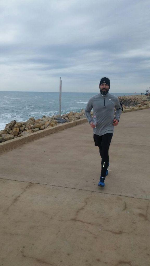 מרתוןאימון